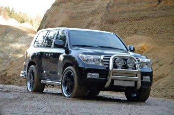 Как украсить свой автомобиль Toyota Land Cruiser 200?