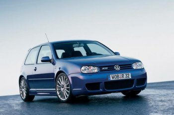 В Европе предпочитают Volkswagen Golf