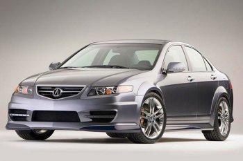В Детройте представлен новый седан «TLX»