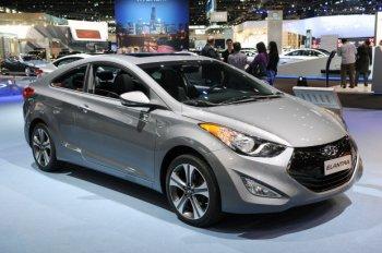 Новое поколение Hyundai Elantra представлено в России