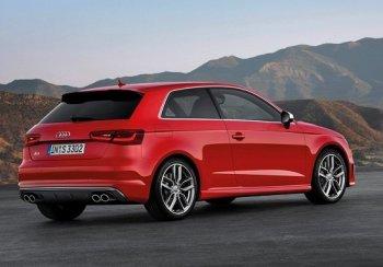 Audi S3 Plus удостоится звания самого мощного хэтчбека мира