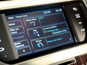 Jaguar и Land Rover займутся разработкой мультимедийных систем