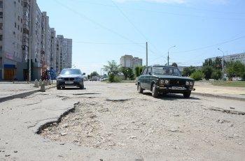Плохие дороги приводят к авариям