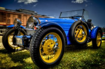 Реставрация старинных авто: бизнес или хобби?