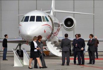 Частные перелеты вместе с Private Jet Charter