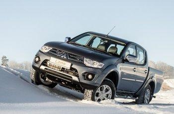 В Mitsubishi Motors начались продажи обновленного пикапа L200