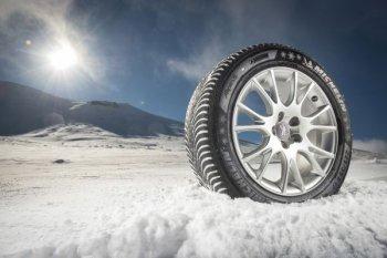 Выпущена новая зимняя резина Michelin Alpin 5