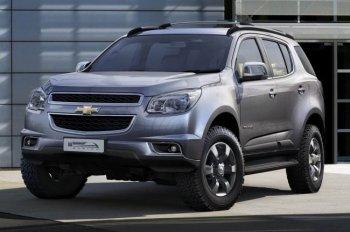 Chevrolet Niva становится лучше