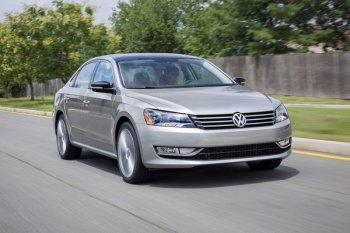 Новые подробности о следующем поколении Volkswagen Passat