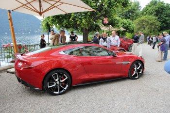Суперкары Aston Martin приедут в Женеву