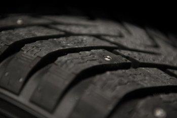Новые шины с выдвижными шипами от компании Nokian