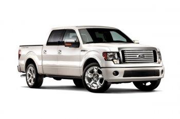 Ford F-150 алюминиевый грузовик из США