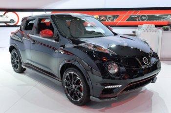 Nissan Juke расширил количество комплектаций