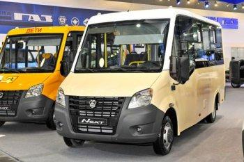 Автобус ГАЗель NEXT не будет иметь проблем с запасными частями