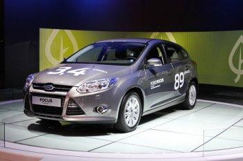 Форд Фокус получит модель с дизельным двигателем