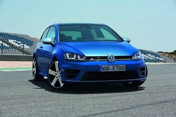 Новая модификация Volkswagen Golf R Evo