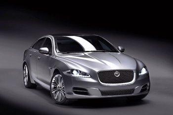 Комплектации и цены седана Jaguar XJ
