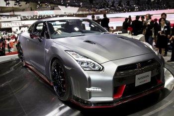 Первые подробности о Nissan GT-R