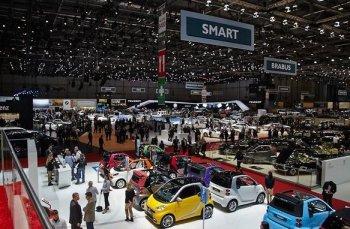 Женевский автосалон: электрокары и новинки «Киа»
