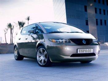 Дизайн Renault Espace нового поколения рассекретили в интернете