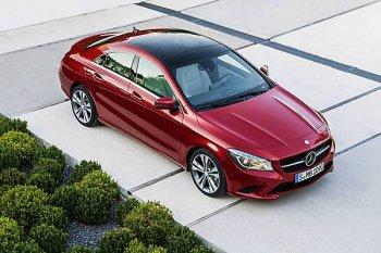 Тест-драйв Mercedes-Benz CLA - обновление удалось