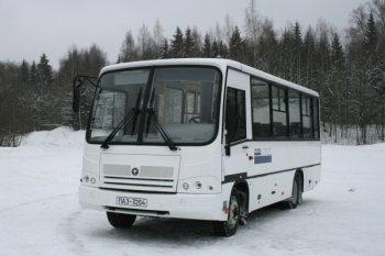 ПАЗ-320402 прошел модернизацию