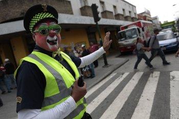Оригинальные меры дорожного регулирования от французов