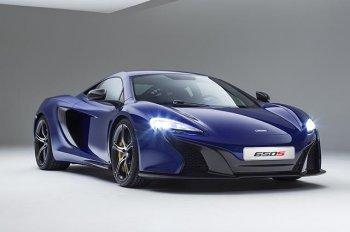 Экстремальный вариант 650S будет создан компанией McLaren
