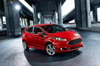 Новинка – автомобиль Ford Fiesta Hot Hatch Edition