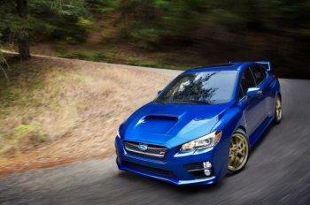 Россияне узнали цены на Subaru WRX STI