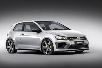 Volkswagen Golf R 400 будет запущен в серийное производство