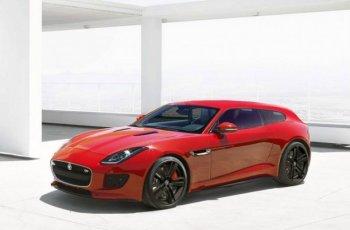 Невероятно мощный спорткар - Jaguar F-type