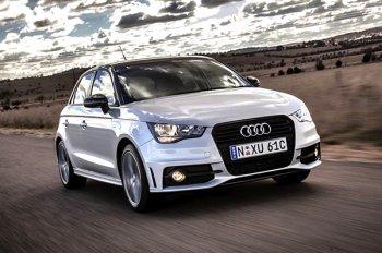 Младшие модели Audi получат новые двигатели