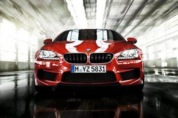 Заводской тюнинг для M6 Gran Coupe был продемонстрирован BMW