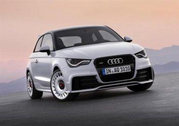 Модели Audi A1 и Audi A3 получат трехцилиндровые двигатели