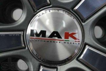 """Выбираем прочность, надежность и уверенность - автомобильные диски """"МАК"""""""