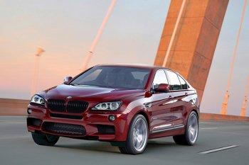 BMW X4M получит 380 лошадей под капот