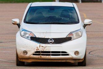 Компания Nissan проводит испытания антигрязевой краски