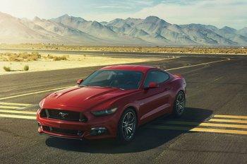 Ожидается выход специальной версии автомобиля – Ford Mustang 50 Year Limited Edition
