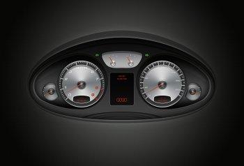 Как организована индикация пробега в автомобилях Audi