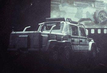 Тюнинг автомобиля Mercedes-Benz G 63 AMG 6x6 от ателье Dartz