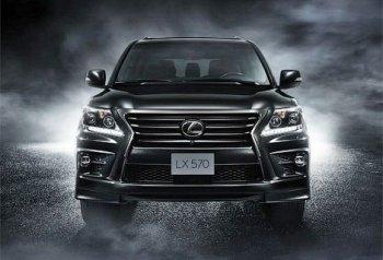 Специальная версия Lexus LX Supercharger получит механический нагнетатель