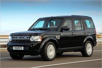 Land Rover Discovery — мир, полный приключений