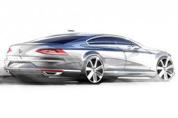Новый Volkswagen Passat рассекречен