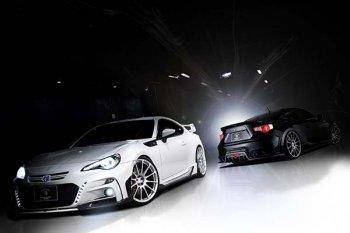 Cosworth готовится к презентации тюнинг-пакета для Subaru BRZ и Toyota GT86