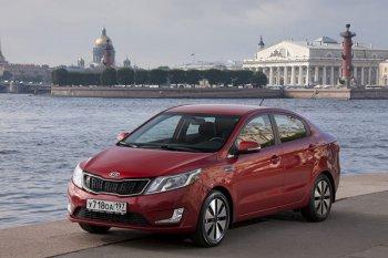 Российская версия Kia Rio получит новые трансмиссии