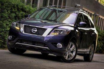 В России начали собирать внедорожник Nissan Pathfinder