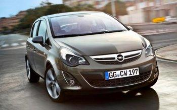 Официальные изображения новой Opel Corsa