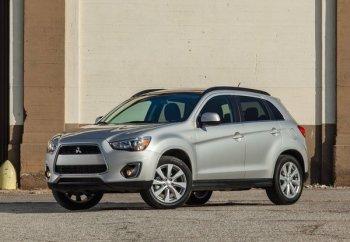Обновленный Mitsubishi ASX уже доступен в продаже