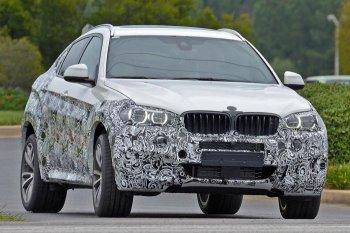 Новый BMW Х6 обзавелся спортивным пакетом